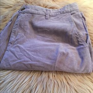 Men's 100% cotton shorts